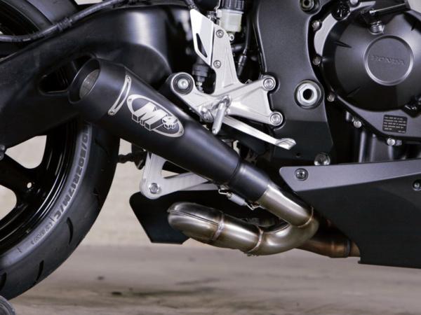 2008 CBR 1000RR GP Black Ceramic Detail