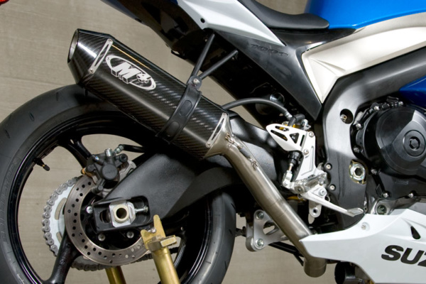 2009-11 GSXR 1000 Race Carbon Detail