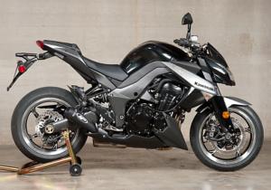 2010 Z1000/Ninja 1000 Dual GP Black