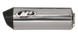 2011 ZX10R Standard Polished canister