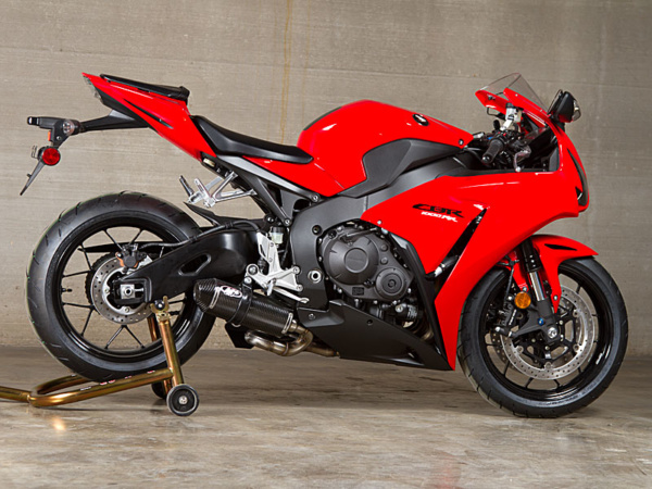 2008-16 CBR 1000RR Slayer with Carbon Canister