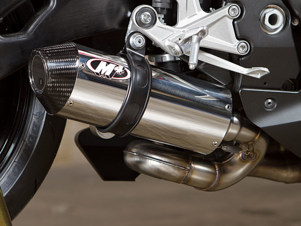 2008-16 CBR 1000RR Slayer Polished Canister