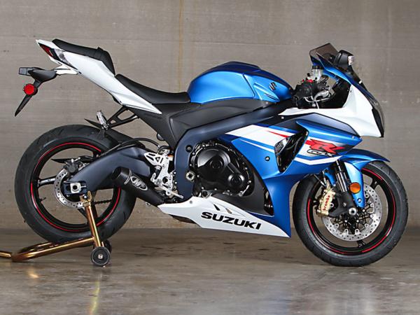 2012-16 GSXR 1000 GP Style Full System Black