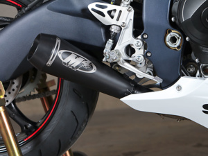 2012-16 GSXR 1000 GP Full System Black Detail 1