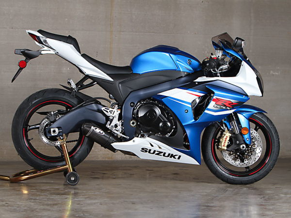 2012-16 GSXR 1000 Street Slayer Full System Carbon