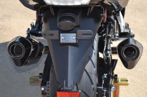 2012 ZX10R Slip On MC36 Carbon