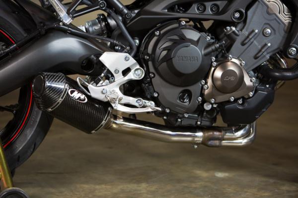 2014 Yamaha FZ09 Carbon Fiber Slip On