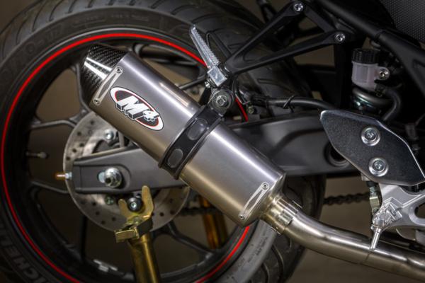 2015-R3 Full System Titanium Canister