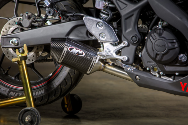 2015 R3 Carbon Fiber Street Slayer Slip On