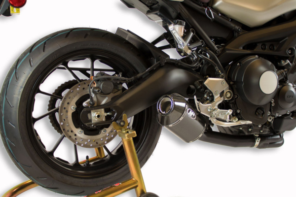2016 Yamaha XSR900 Carbon Fiber Slip On
