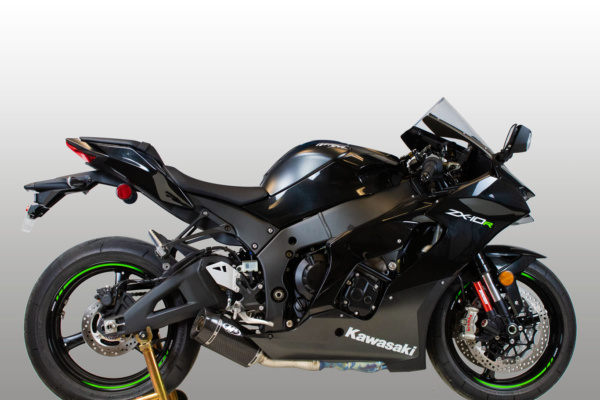 2021 ZX-10R Street Slayer Slip-On