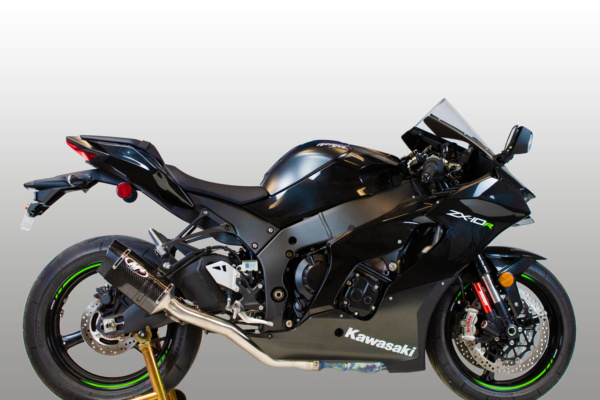 2021 ZX-10R Tech1 Slip-On