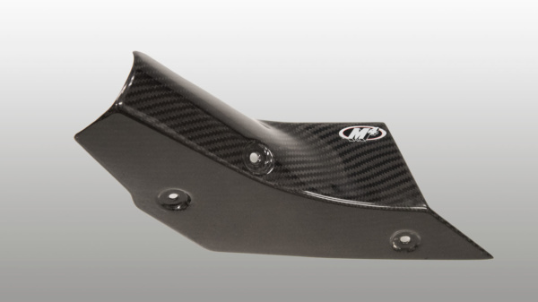 2015 Yamaha R1 Carbon Heat Shield