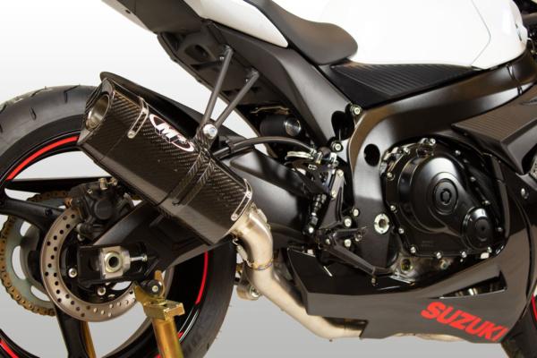 2011 GSX-R600/750 Full System