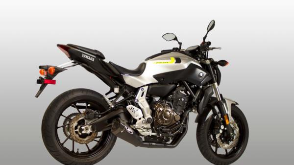 2015 Yamaha FZ-07 Full System