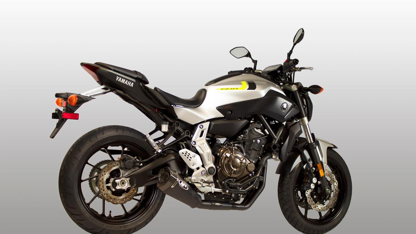 2015 Yamaha FZ-07 | Yamaha fz 07, Yamaha fz, Yamaha mt07
