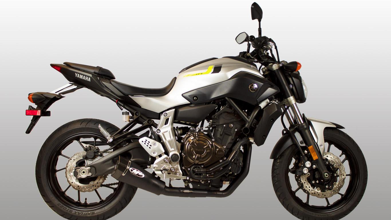 2015 Yamaha FZ-07 Review