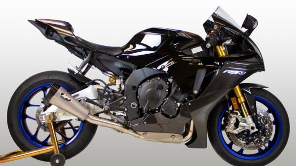 2020 Yamaha R1 Full System