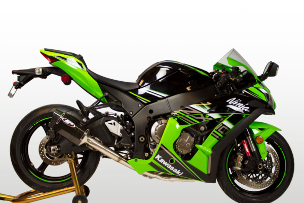 2016 ZX-10R Full System Tech1