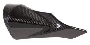 HG-GSXR600/750 Carbon Fiber Heat Shield