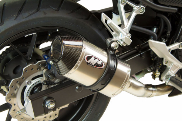 2017 Honda CBR500 Titanium Full System
