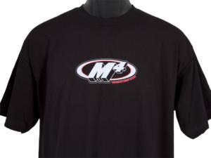 M4 Exhaust Black t-shirt