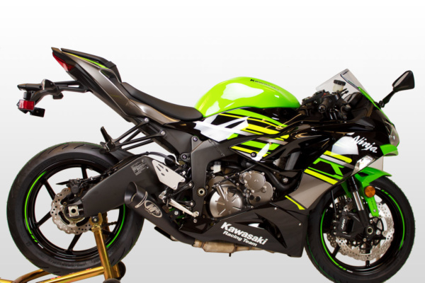 2019 ZX-6R Slip-On GP