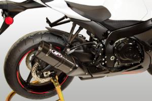 2011 GSX-R600/750 Slip-On Standard