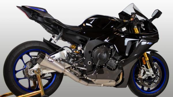 2020 Yamaha R1 Ti RM1 CAT Eliminator