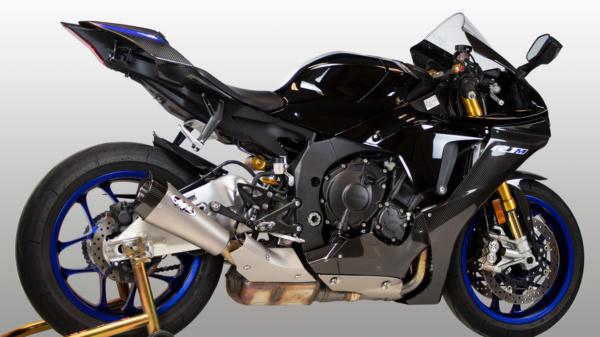 2020 Yamaha R1 Ti RM1 Slip-On