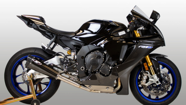 2020 Yamaha R1 X-Model CAT Eliminator
