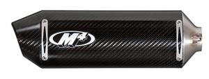 M4 Exhaust Standard Carbon Fiber muffler