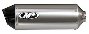 M4 Exhaust Standard Titanium muffler